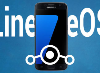galaxy s7 s7 edge lineageos nougat rom install