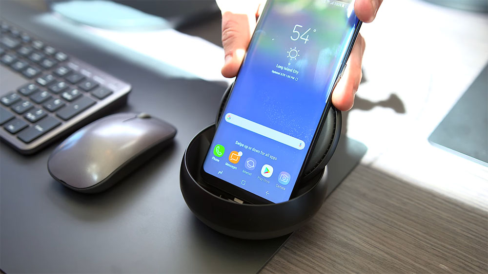 galaxy s8 dex dock