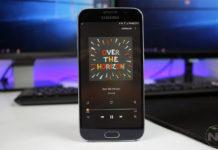 galaxy s8 music app apk install download