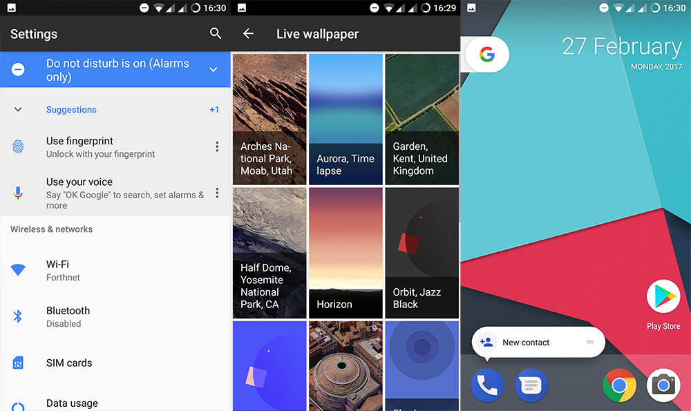 Install Pixel Experience ROM on OnePlus 3/3T - Install Pixel Apps