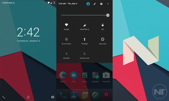 install lineage os rom galaxy s6 nougat