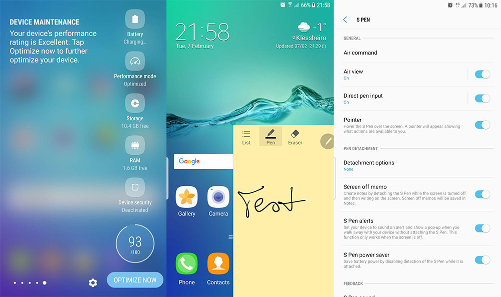 install nougat 7 rom galaxy note 5 official