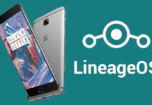 oneplus 3 3t lineageos rom install download
