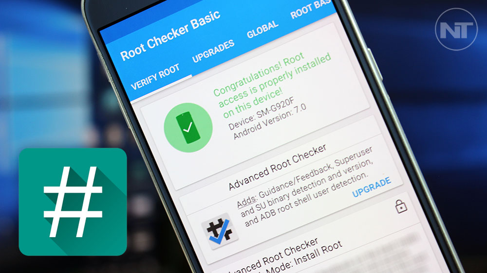 Root 7 0 Nougat Firmware on Galaxy S6 & S6 Edge with SuperSU