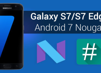 root supersu nougat firmware galaxy s7 s7 edge