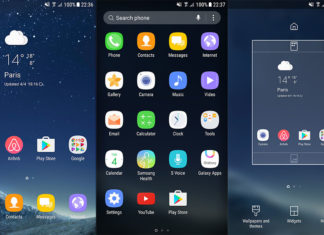 galaxy s8 stock launcher apk