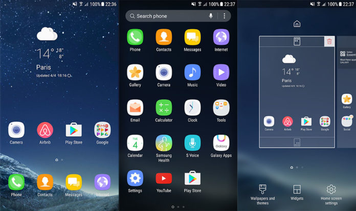 galaxy s5 live wallpapers apk