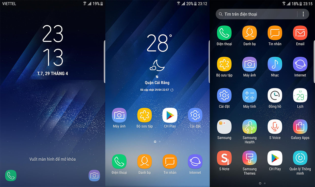 Install Galaxy S8 DreamUX ROM on Galaxy S5 [All Apps