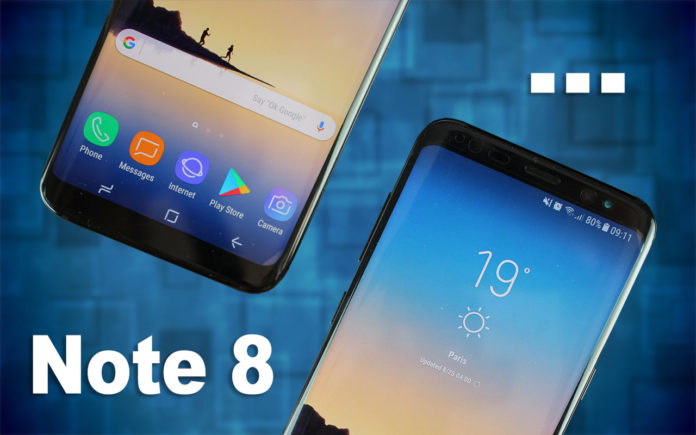 galaxy note 8 launcher apk