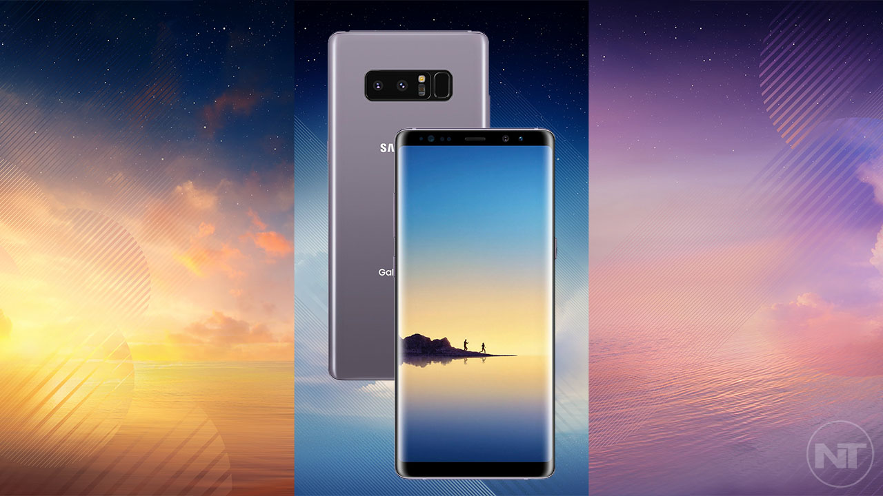 Download Samsung Galaxy Note 8 Stock Wallpapers [Infinity Display