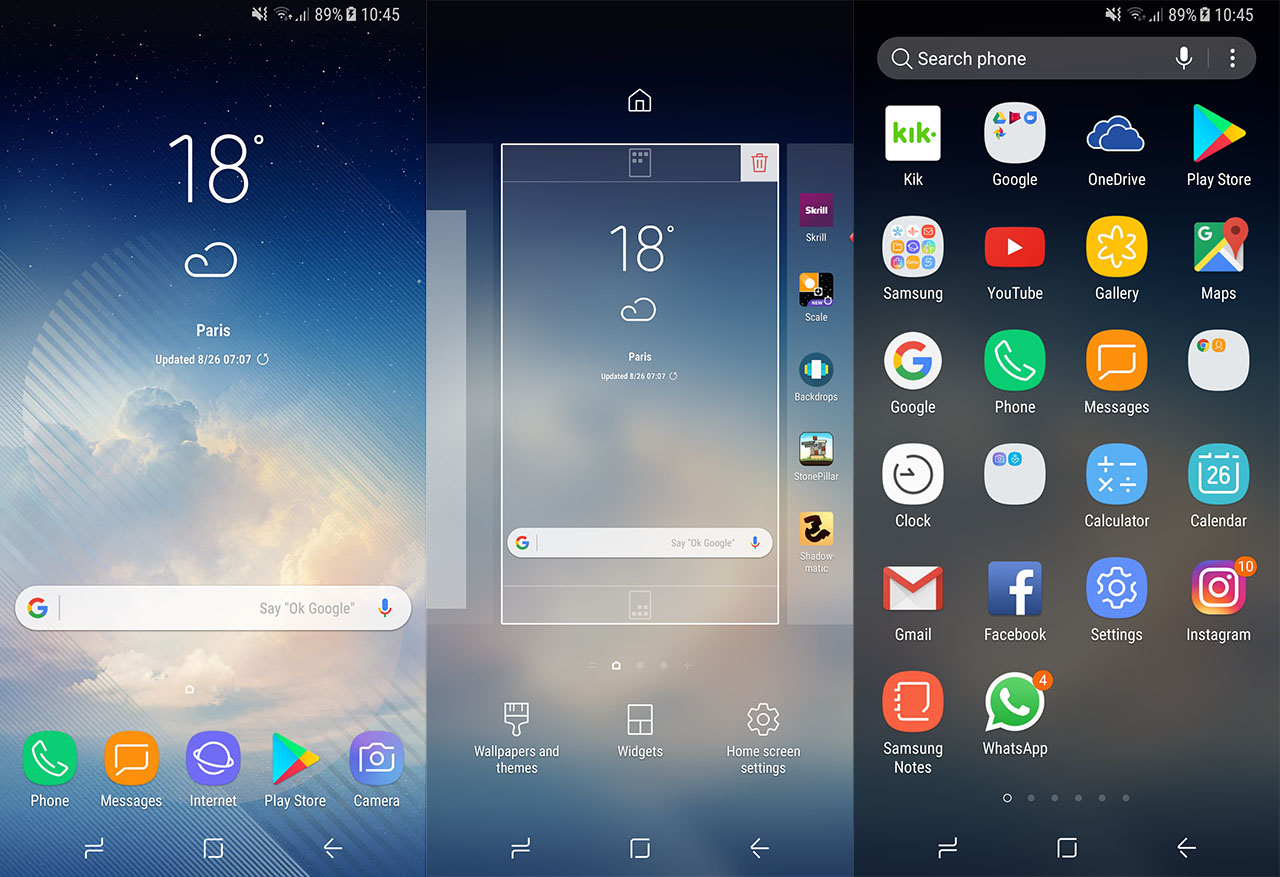 galaxy note 8 touchwiz launcher apk