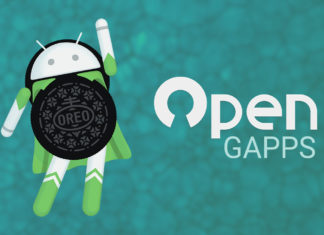 android 8.0 oreo gapps download install