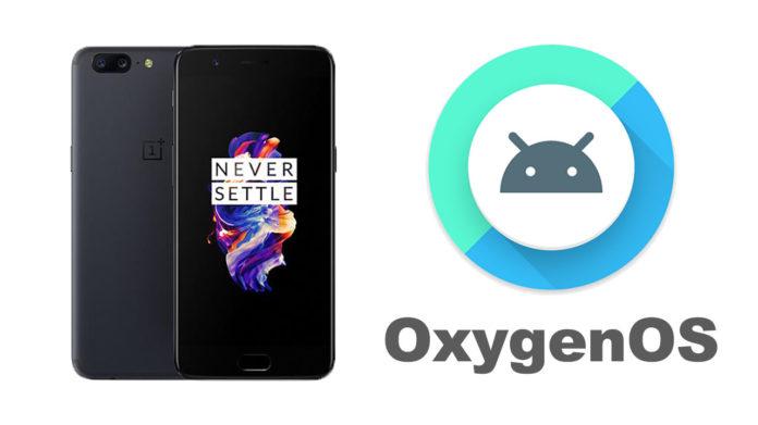 oneplus 5 oxygenos beta 2 oreo