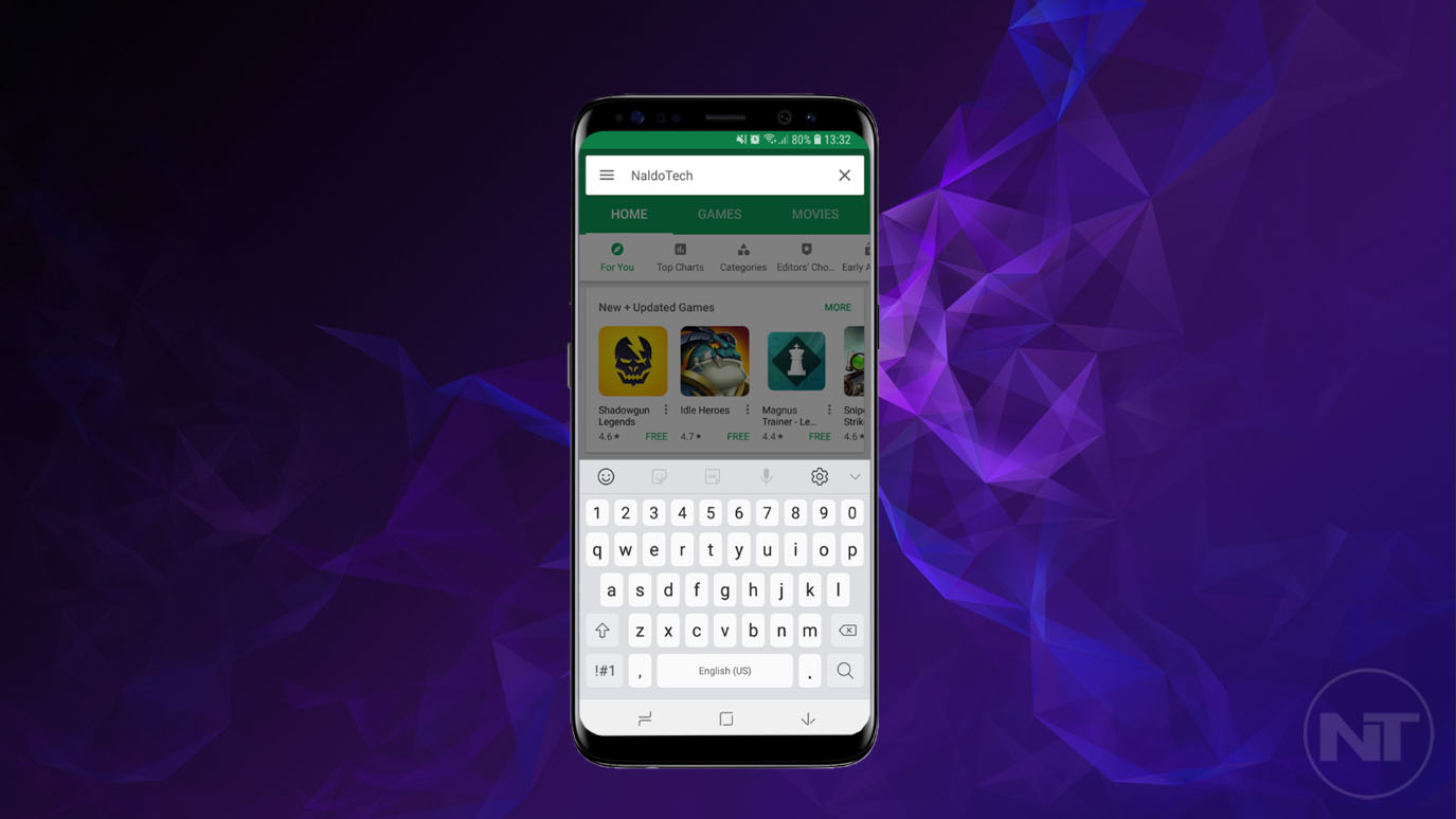 Download Samsung Galaxy S9 Keyboard APK [How To Install