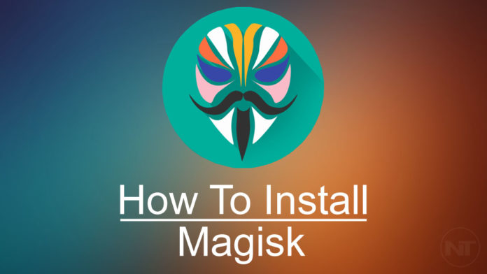 how to install and root android magisk installer apk