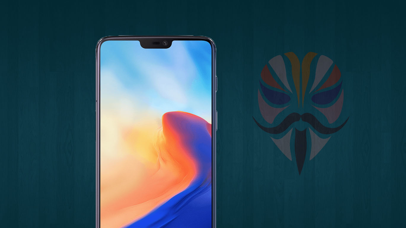 root oneplus 6 magisk tool android