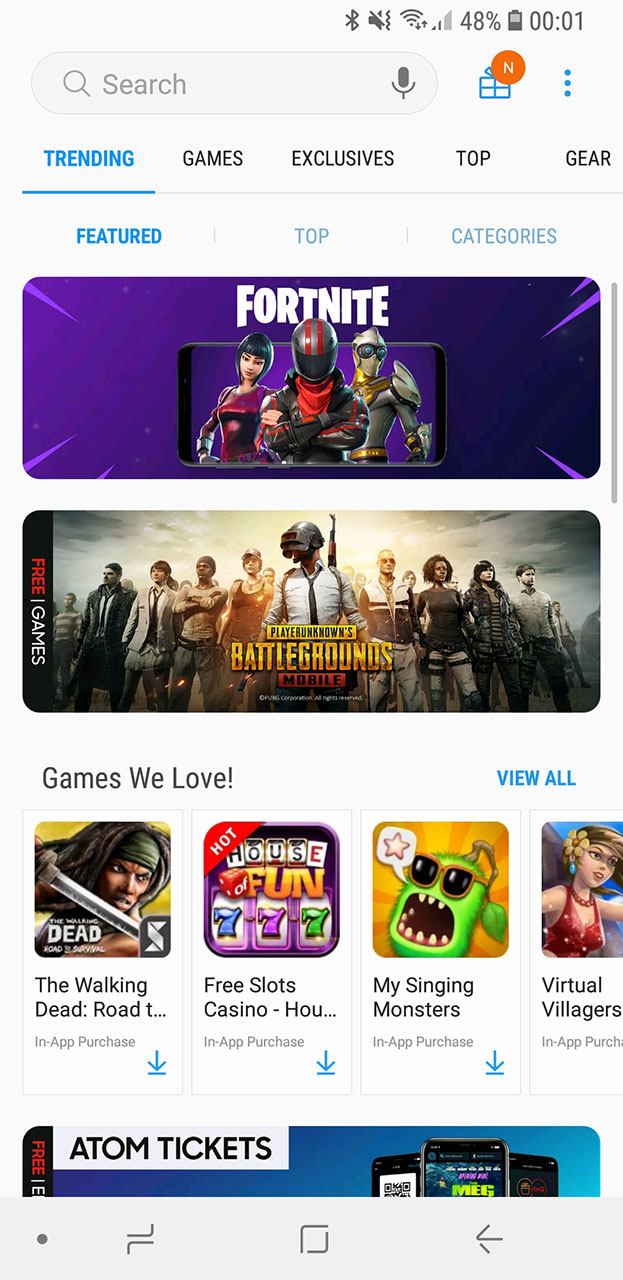 install fortnite on android apk