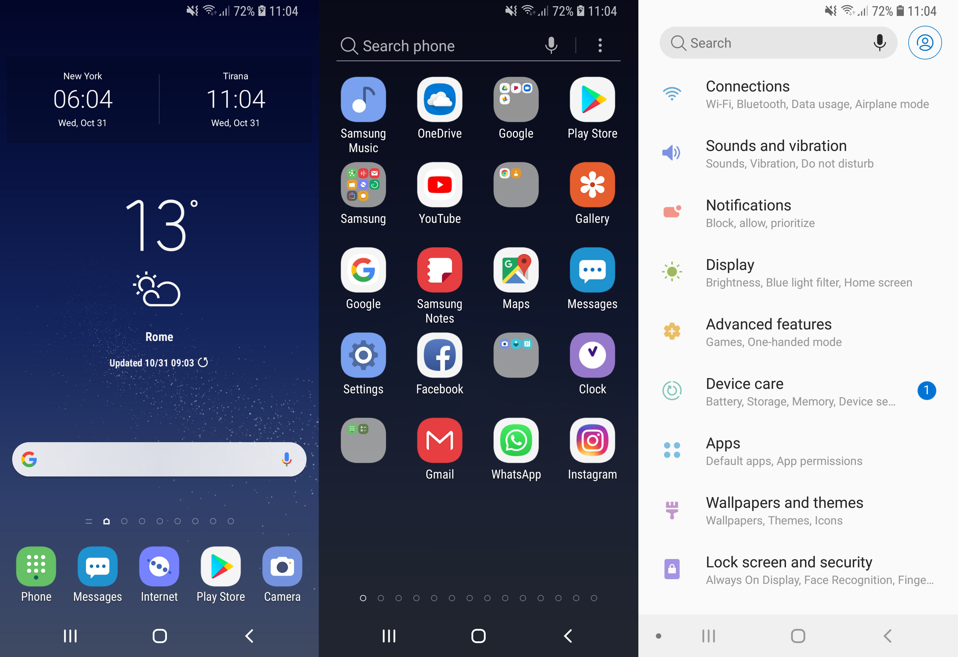 Install 9 0 Pie Theme on Galaxy S9 & Galaxy S8 [Samsung