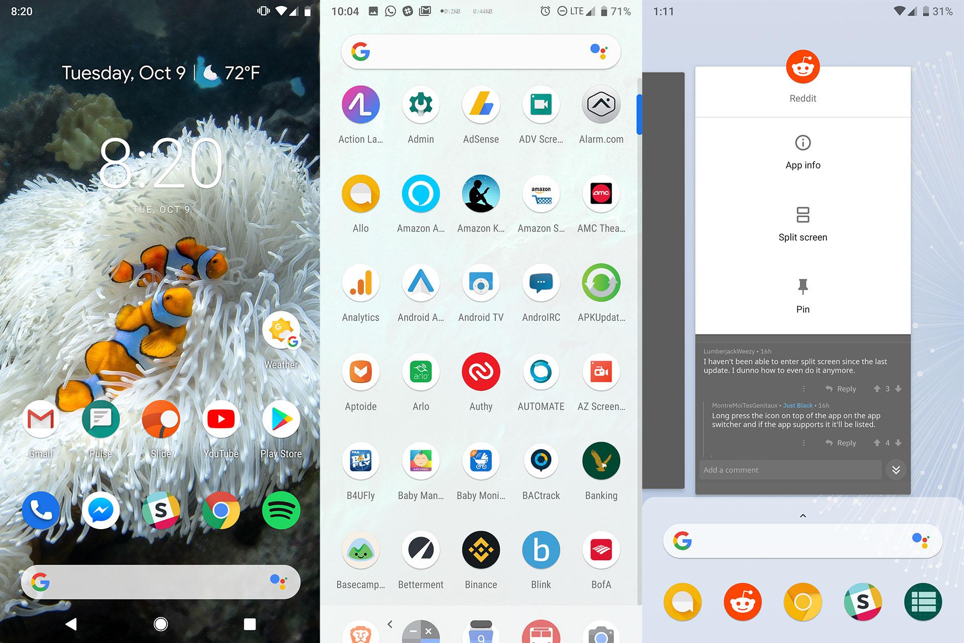 Download Google Pixel 3 & Pixel 3 XL Launcher APK (Oreo