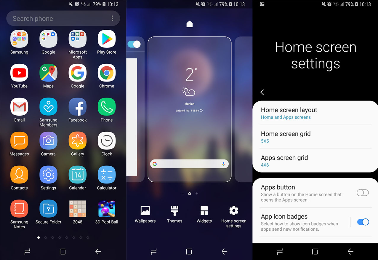 Install Samsung One UI Launcher APK on All Galaxy Phones [Android