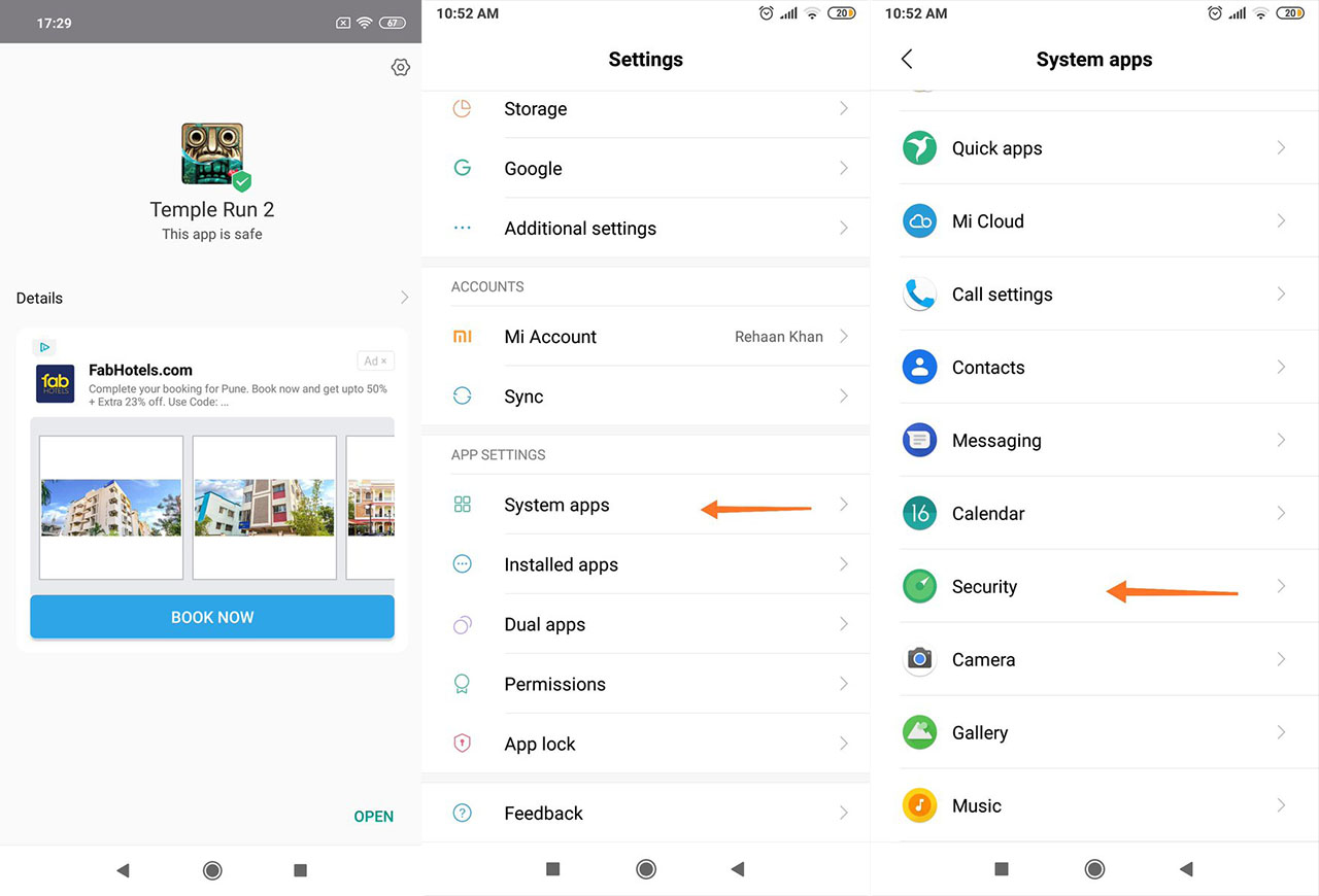 How To Disable Annoying Ads on Xiaomi Phones [MIUI 10