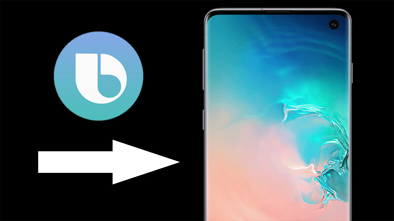 How To Remap Bixby Button To Google Assistant on Galaxy S10, S10