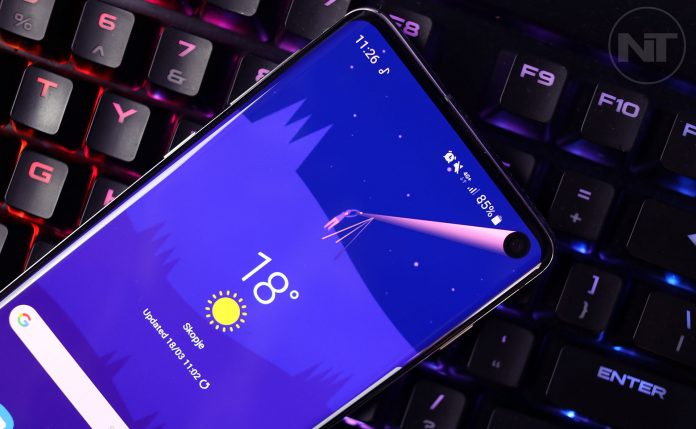 Download Edgelighting Apk With Hole Punch Notification Support On Galaxy S10 S10 Plus Naldotech