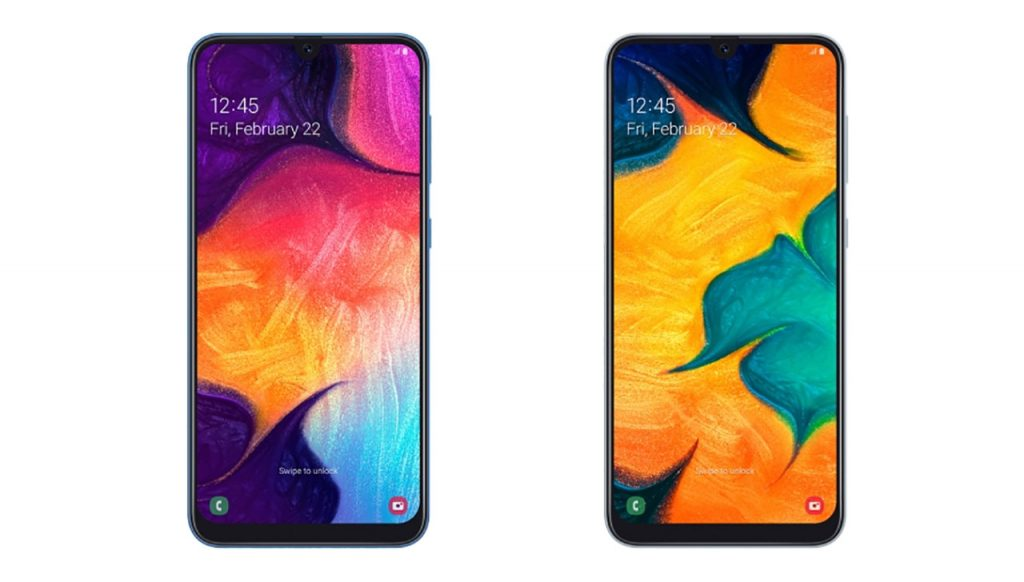 how to flash stock firmware galaxy a50