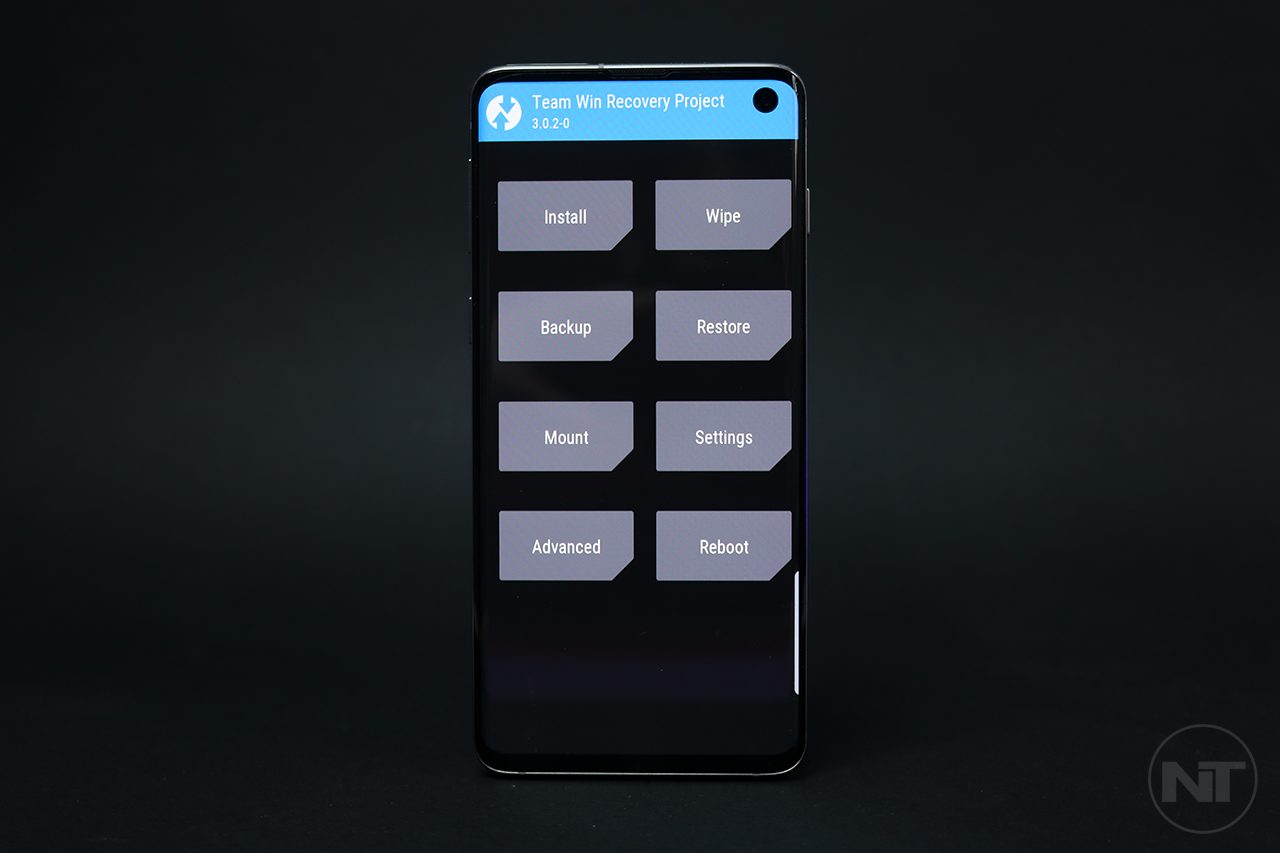 Install TWRP Recovery on Samsung Galaxy S10 & S10 Plus