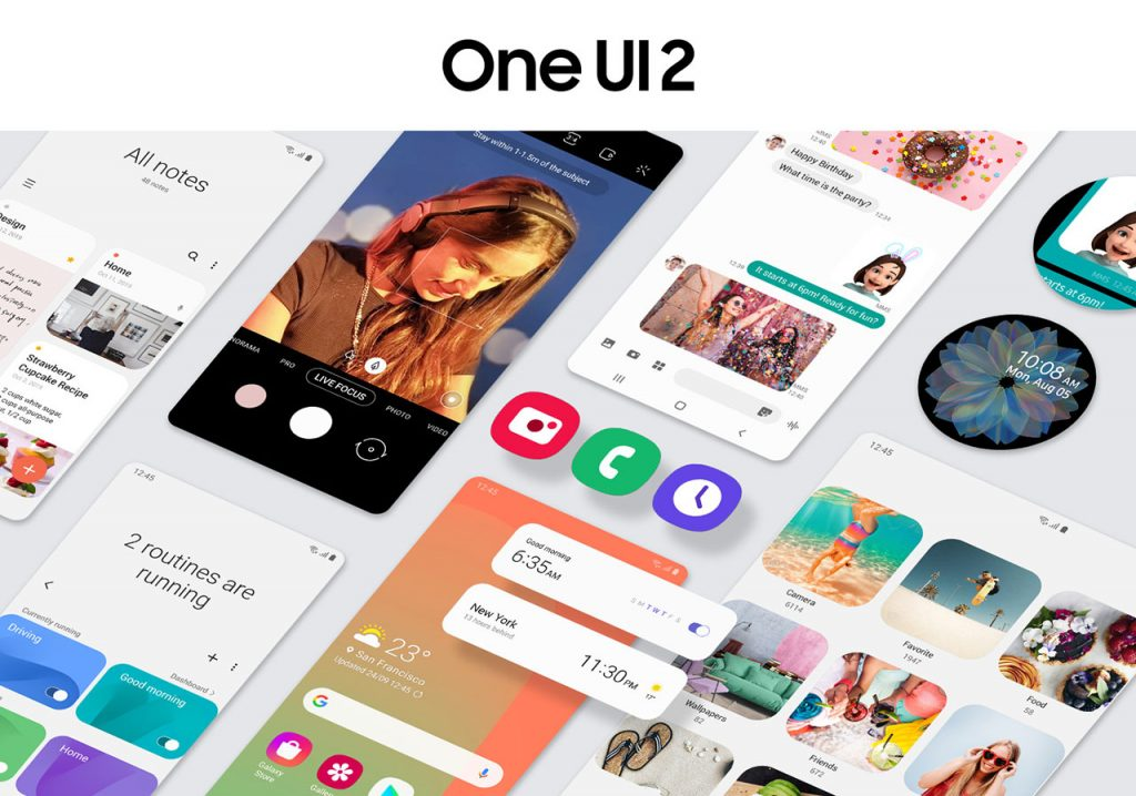 Android 10 Oneui 2.0