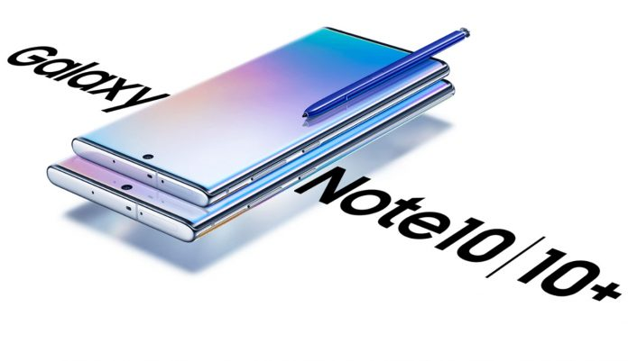 galaxy note 10 android 10 oneui 2