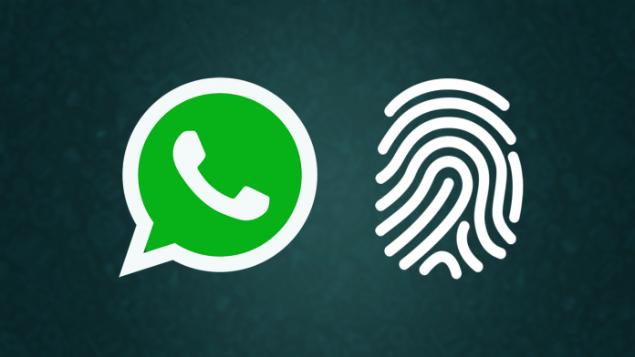 whatsapp fingerprint lock apk