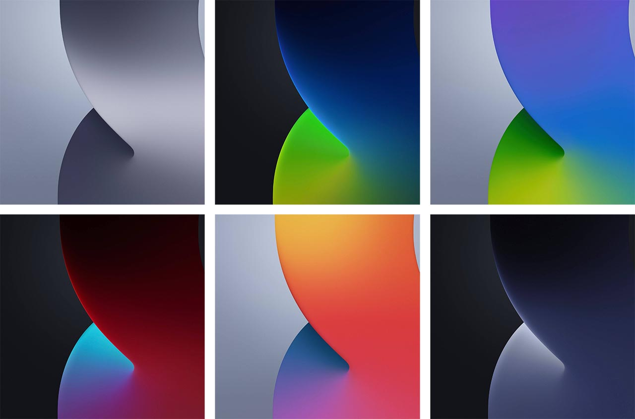 ios 14 stock wallpapers