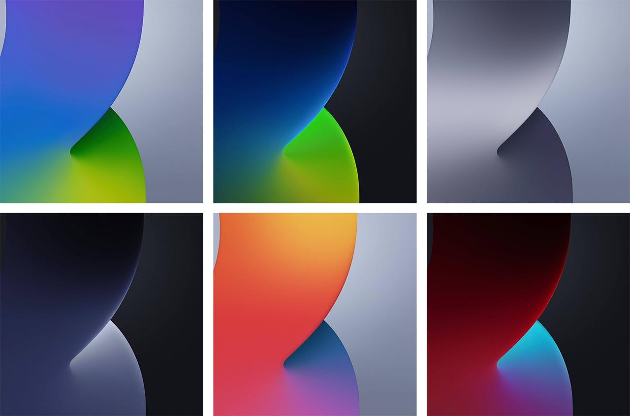 ipadOS 14 wallpapers