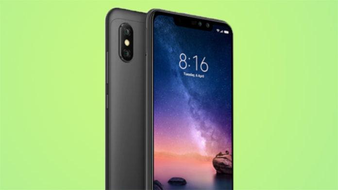 Xiaomi Redmi Note 6 Pro android 11 rom