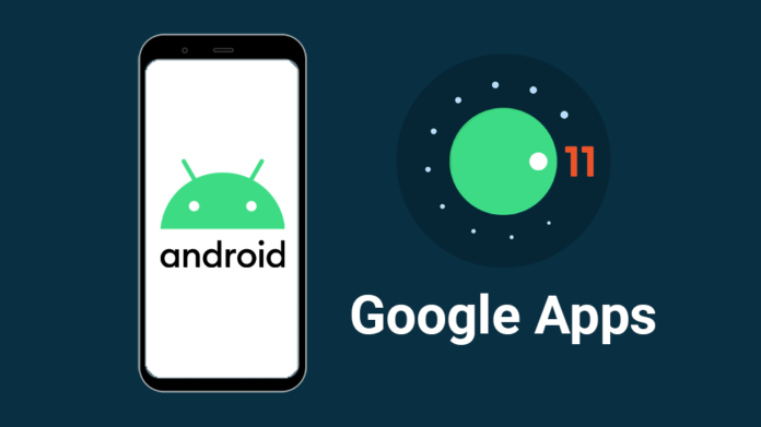 android 11 gapps