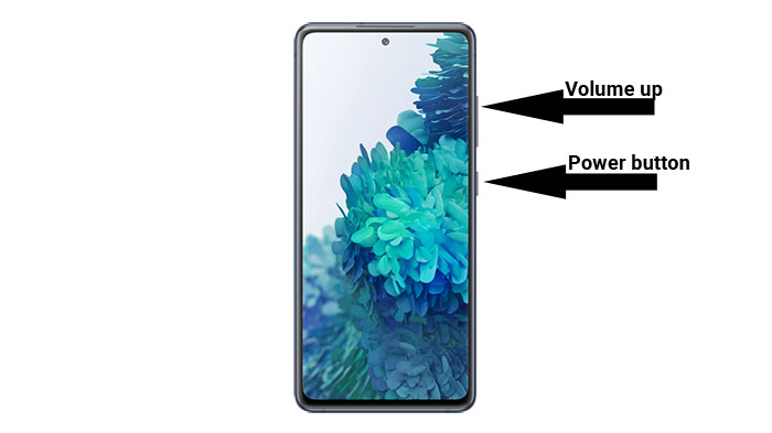 galaxy s20 fe recovery mode