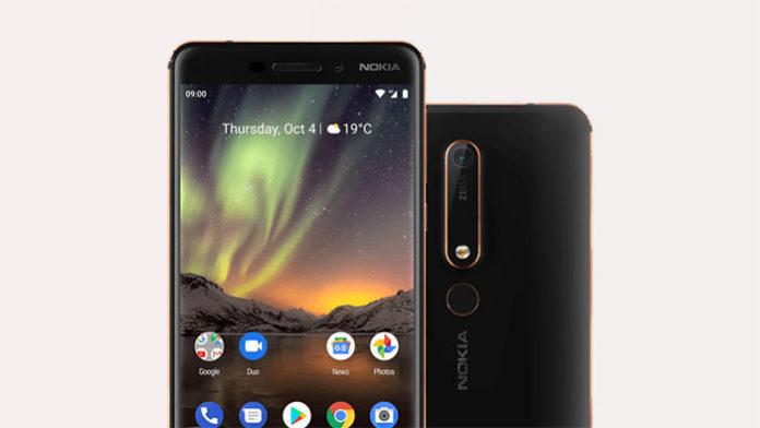 nokia 6.1 android 11 rom