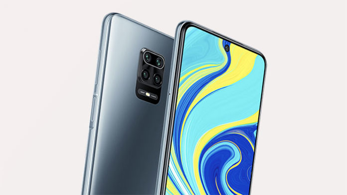 redmi note 9s android 11