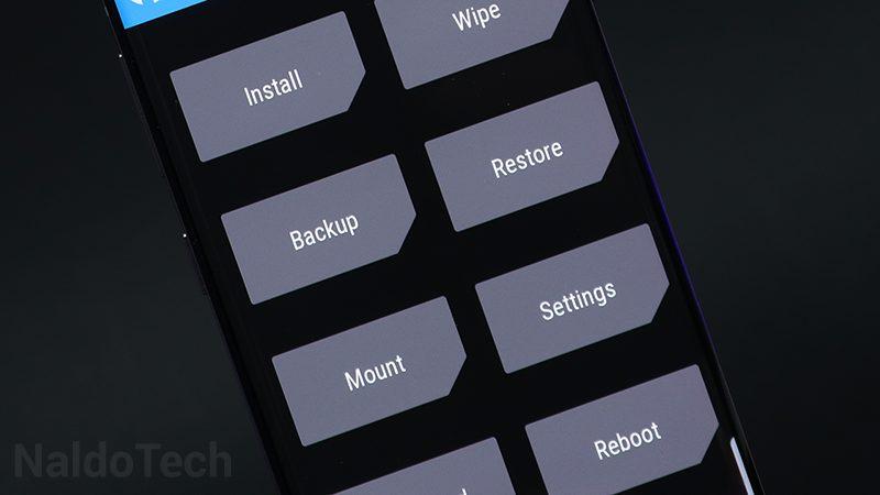 twrp Xiaomi Mi A3
