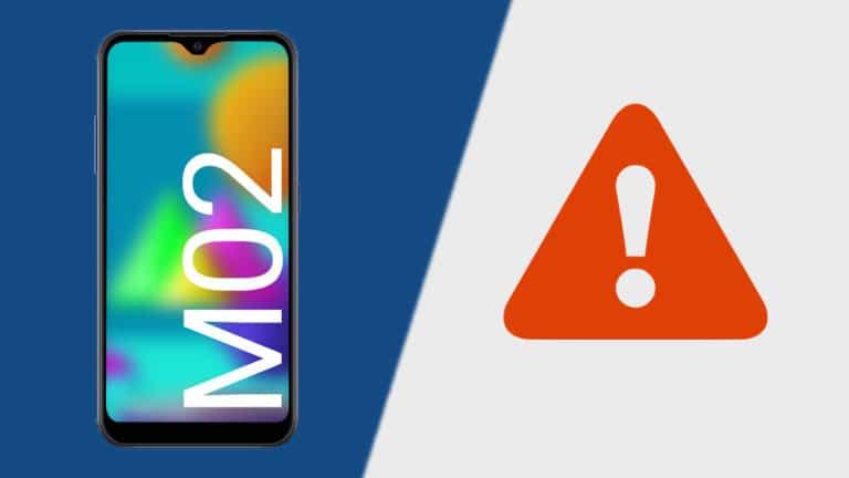 How To Fix Bricked Samsung Galaxy M02s Stuck in Bootloop