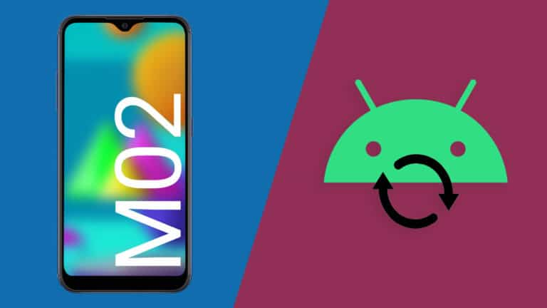 How To Enter Recovery Mode on Samsung Galaxy M02s