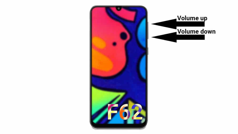 Комбинация кнопок принудительной перезагрузки galaxy f62